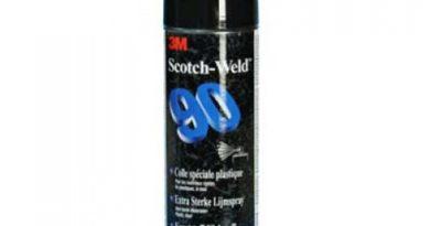 La colla spray: cos'è e utilizzi